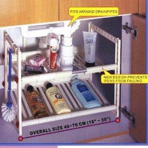 get it together bridgett s beauty blog - Under Kitchen Sink Storage Ideas