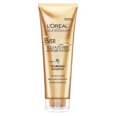 review l oreal evercreme nourishing sulfate free shampoo bridgett 39 s beauty blog. Black Bedroom Furniture Sets. Home Design Ideas